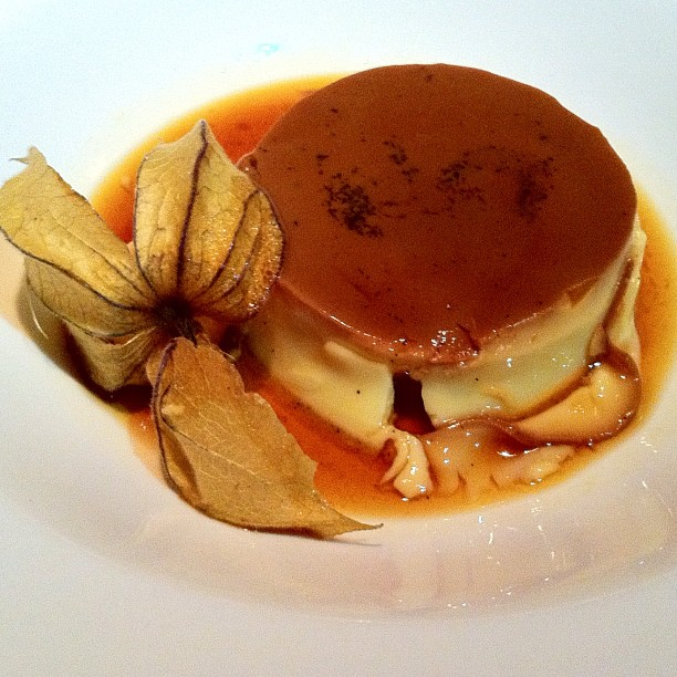 duo-creme-caramel-compotee-coings