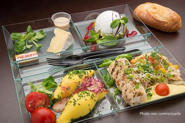 Fabuleux Réussir son déjeuner grâce au plateau-repas - Recetteo WE99